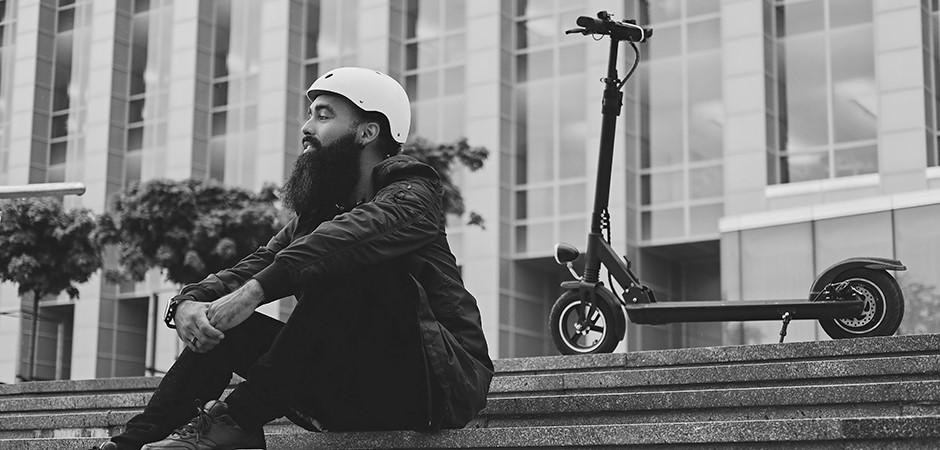 E-Scooter, Hoverboards – neue Citymobilität