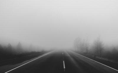 Nebel – vorausschauend fahren